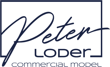 Peter Loder commercial model